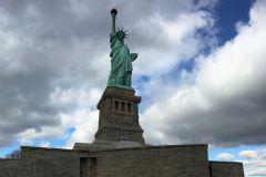 Statue of Liberty - 93 m